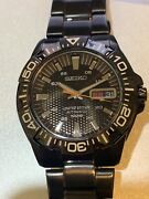 S E I K O Limited Edition 100m Automatic Mens Watch 7s36b