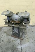 7-1/2 Hp Us Electric Double End Grinder Yoder 72583