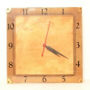1950s Borders Quality Tested Dairy Prod Milk Wall Clock Neon Advertising Bordens