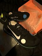 Off-white X Zoom Fly Mercurial Flyknit And039blackandrsquo Size 9.5