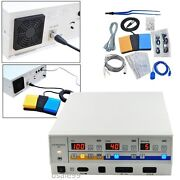 High Frequency Electrosurgical Unit Electric Knife Diathermy Cautery Dhl Ship Ce