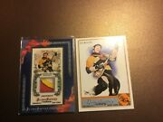2011 Topps Allen And Ginter 4 Color Relic Sp Eric Jackson Kayak Champ +base