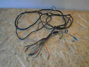 Renault Dauphine Steering Column Wiring Harness Turn Signal Light Switch Wire