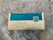 Nos 1 73-74-75-76-77 And 78 Chevrolet Pick Up Front Wheel Grease Cap.