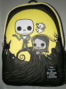 Funko Nightmare Before Christmas Nbc Mini Backpack Bag Rare Sold Out Funko New