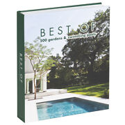 New Book Best Of Gardens And Swimming Pools