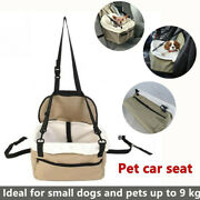 Lookout Puppy Dog Car Seats Pet Safety Booster Seats Foldable Hanging Bed House