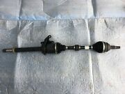 Lexus Rx450h Awd Front Passenger Right Side Axle Shaft Oem 43410-48150