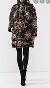 Padded Coat Jacket-with Tags- Rrp4700 Aud
