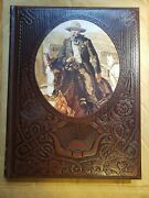 The Gunfighters The Old West Paul Trachtman. Leather Bound – 1975 Time-life