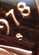 Proof Coin 1978 S Lincoln Memorial Penny One Cent Pulled From Set Rpm Error S/s