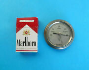 Lufft - Vintage German Desk Travelling Barometer Very Small Size High Quality Rr