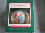 Betsy Clark Home For Christmas Homemade Touch In Box Hallmark Ornament 1988