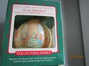 Betsy Clark Home For Christmas No Place Like Home In Box Hallmark Ornament 1987