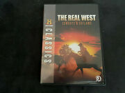 History Channel Classics The Real West Cowboys And Outlaws {5 Dvds 9 Episodes}