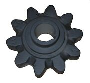 10 Tooth Sprocket 034470 Fits Case/davis/astec Trencher Models Tf200 Tf300