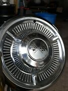 Vintage Chevy Corvette 1950and039s 14 Inch Hub Cap Set Of 4