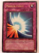 Yugioh Mirror Force Mrd-138 Unlimited Ultra Rare Mint Condition