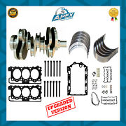 Forged Range Rover 3.0 Crankshaft 306dt Gasket Kit Bearings And Other Parts - New