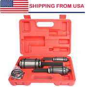 Durable Tail Pipe Expander 3pc Set Exhaust Muffler Spreader Tool Us Shipping