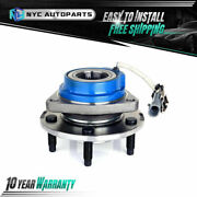 Front Wheel Hub Bearing Assy. For Buick Cadillac Chevy Olds Pontiac 2wd Vehicles