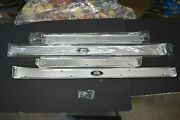 1956 1957 Chevrolet 56 57 Chevy 4-door Hardtop Only Carpet Sill Plates
