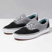 Lace Mix Comfycush Era Skate Shoes Sneakers Black/frost Vn0a3wm9wwi Us 4-13