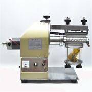 6'' Strong Force Gluing Machine Glue Coating For Paper/ Leather 220v New On