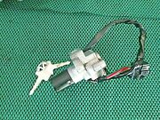 Ducati Oem Ignition Switch / Key And Seat Lock 748-998 St2 St4 91-98 Ss