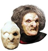 Witch Foam Latex Prosthetic Appliance Moves With Face