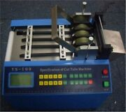 22 Mm Auto Pipe Cutter Pipe Cutting Machine Ys-100h For Heat-shrink Tube Pipe Qc