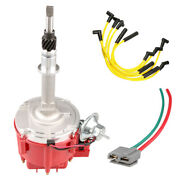 Ignition Distributor And Plug Wires For 56-90 Amc Jeep Inline 6 232and258 6 Cylinder