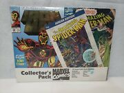 Marvel Comics Collector's Pack 18 Comic Books In Package 1997-new Factory Seal