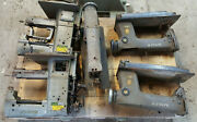 Lot Of 5 - Singer Industrial Sewing Machines For Parts