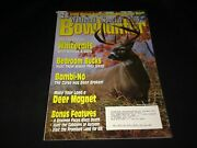 2005 Bowhunter Magazinewhitetail Deer Hunting Specialdecoys Calls ++