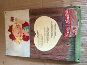 Nostalgic Advertising Signs Lmited Ed Campbells Soup Valentines Metal Sign