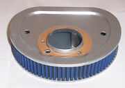 Harley Air Filter 99-07 Tc 88/08-14 Softails Except Efi Ultima Fabric Type New