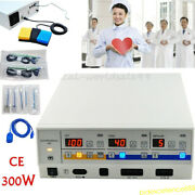 300w High Frequency Electrosurgical Unit Leep Eectric Knife Electrotome A+ Cefda