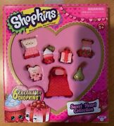 Shopkins Sweet Heart Collection Valentines Day And Squeezkins I Love You Shopkin
