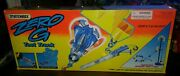Vintage Matchbox Zero G Test Track 1994 Tyco Hotwheels Racing Complete No Cars
