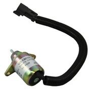 5xstop Shut Off Shutdown Solenoid For Yanmar Engine Replaces Thermo King 4 H3k3