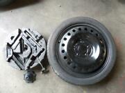 2014-2016 Chevy Impala Compact Mini Donut Spare Tire 17x4 W/ Jack And Tool Kit Oe