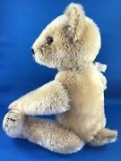 Antique Collectable Schuco Yes/no German Teddy Bear Mint Condition 15andrdquo C1930