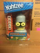 Futurama Bender Yahtzee. Rare. Sold Out And Hard To Find