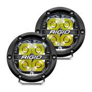 Rigid 360-series 4 Led Off-road Spot With White 36113
