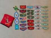Lodge 049 Suanhacky Oa Flap Order Of The Arrow Boy Scouts Bsa