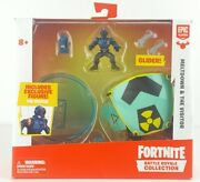 Meltdown Glider And The Visitor Fortnite Battle Royale 2 Action Figure New Toy 8+
