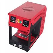 Led Panel Electric Rosin Heat Press Machine Large Pressure 20 Ton 6and039and039x8and039and039 Iq