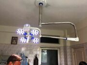 Orion 4 Single Dome Led Ot Light Surgical Operating Ceiling Mounted Wall Mount