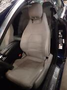 11 12 13 14 15 16 E550 Convertible Left Front Seat Leather Heated Cooled Memory